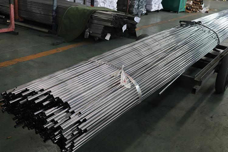 丽江410不锈铁管